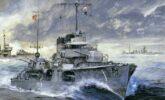 SPW06 1/700 日本海軍 神風型駆逐艦 疾風