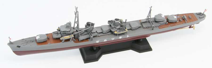 SPW33 1/700 日本海軍 陽炎型駆逐艦 時津風