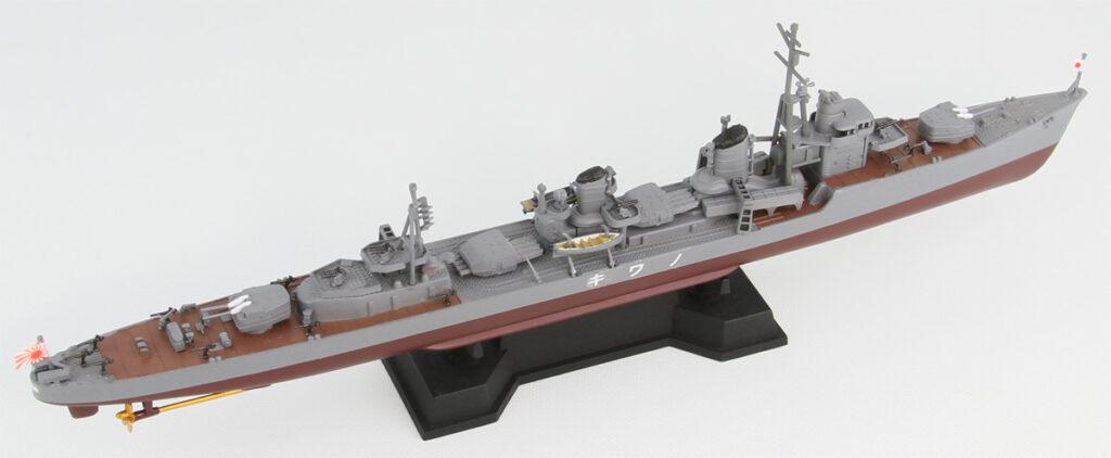 SPW36 1/700 日本海軍 陽炎型駆逐艦 野分