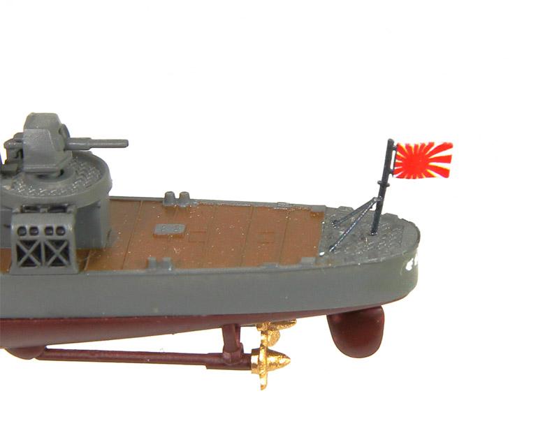 SPW63 1/700 日本海軍 神風型駆逐艦 旗風