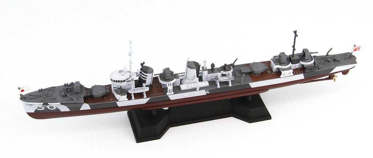 W173 1/700 日本海軍睦月型駆逐艦 睦月 フルハル付き