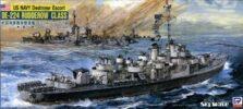W18 1/700 アメリカ海軍 駆逐艦 ラッデロウ級