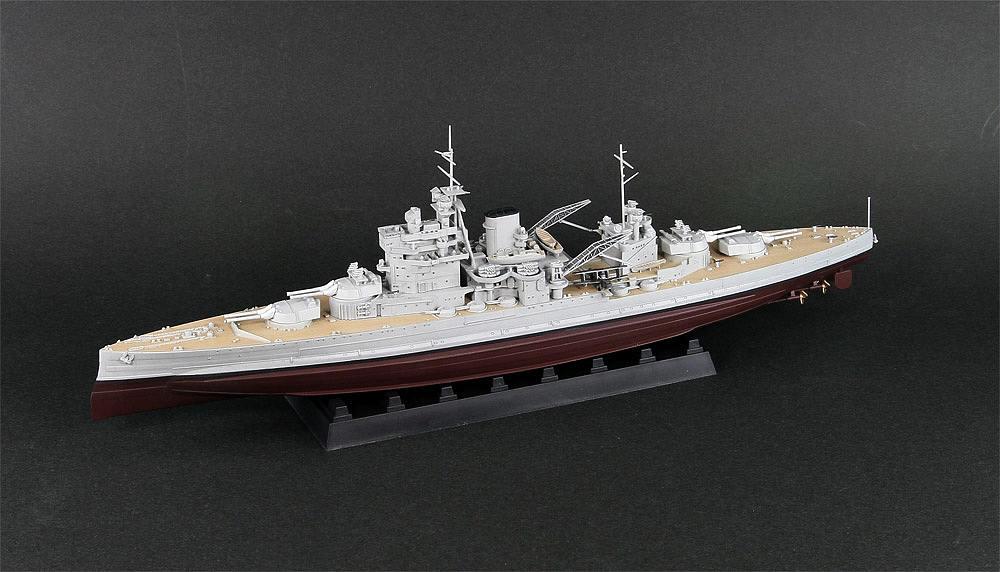 W188 1/700 イギリス海軍 戦艦 ヴァリアント 1939