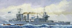 W195 1/700 アメリカ海軍 重巡洋艦 CA-36 ミネアポリス 1942