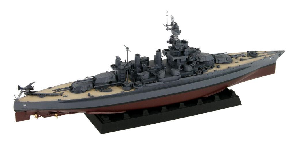 W199 1/700 アメリカ海軍 戦艦 BB-46 メリーランド 1945