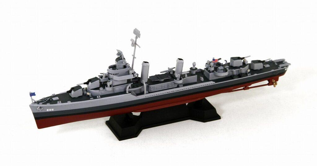 W212 1/700 アメリカ海軍 駆逐艦 DD-605 コールドウェル