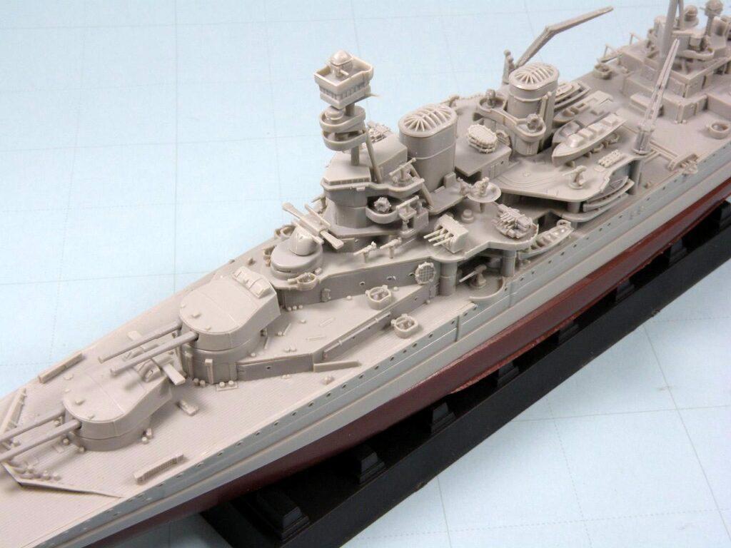W228 1/700 イギリス海軍 巡洋戦艦 レパルス1941