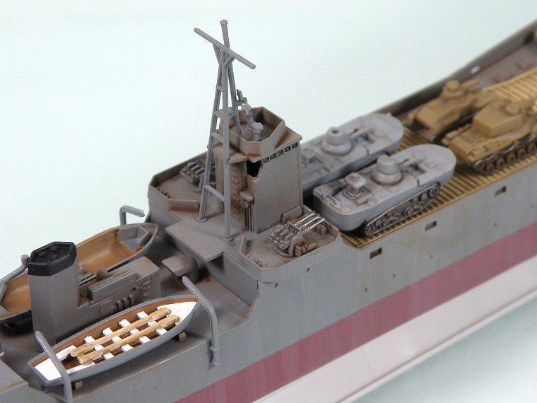 WB05 1/350 日本海軍 二等輸送艦(第101号型)