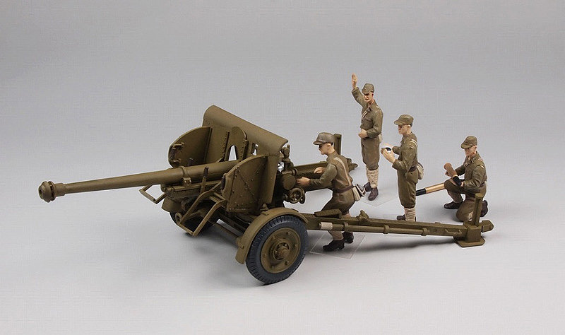 G40 1/35 日本陸軍 75mm機動九〇式野砲