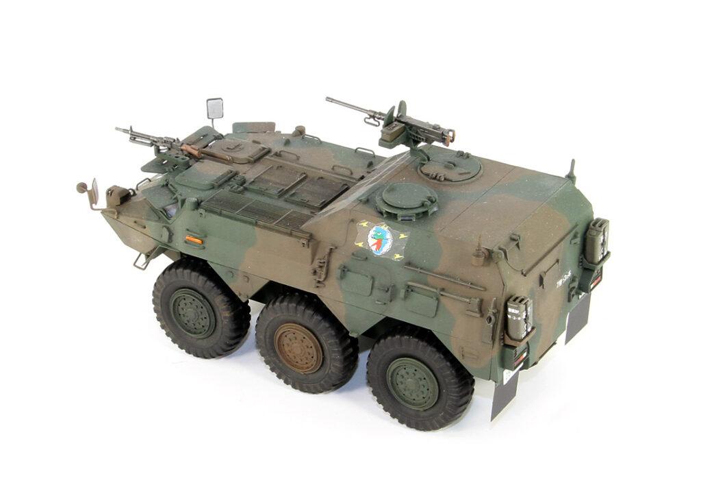 G49 1/35 陸上自衛隊 82式指揮通信車