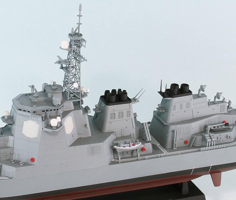 GB3503 1/350 海上自衛隊 護衛艦用 グレードアップパーツセット