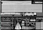 GM2001 1/200 日本海軍 戦艦 大和/武蔵用 エッチングパーツ