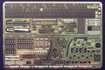 GM3525 1/350 アメリカ海軍 戦艦 アリゾナ/ペンシルバニア用 エッチングパーツ