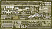 GM3531 1/350 アメリカ海軍 輸送艦 リバティーシップ用 エッチングパーツ