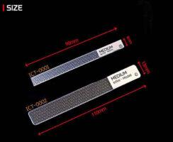 ICT0001 ガラスやすりセット(小) 3本入り