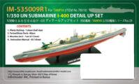 IM53509 1/350 日本海軍 潜水艦 伊400(T社)用 ディテールアップパーツセット