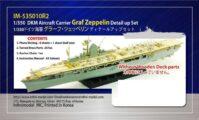 IM53510R2 1/350 ドイツ海軍 空母 グラーフ・ツェッぺリン (TR社)用 ディテールアップパーツセット 木製甲板無し