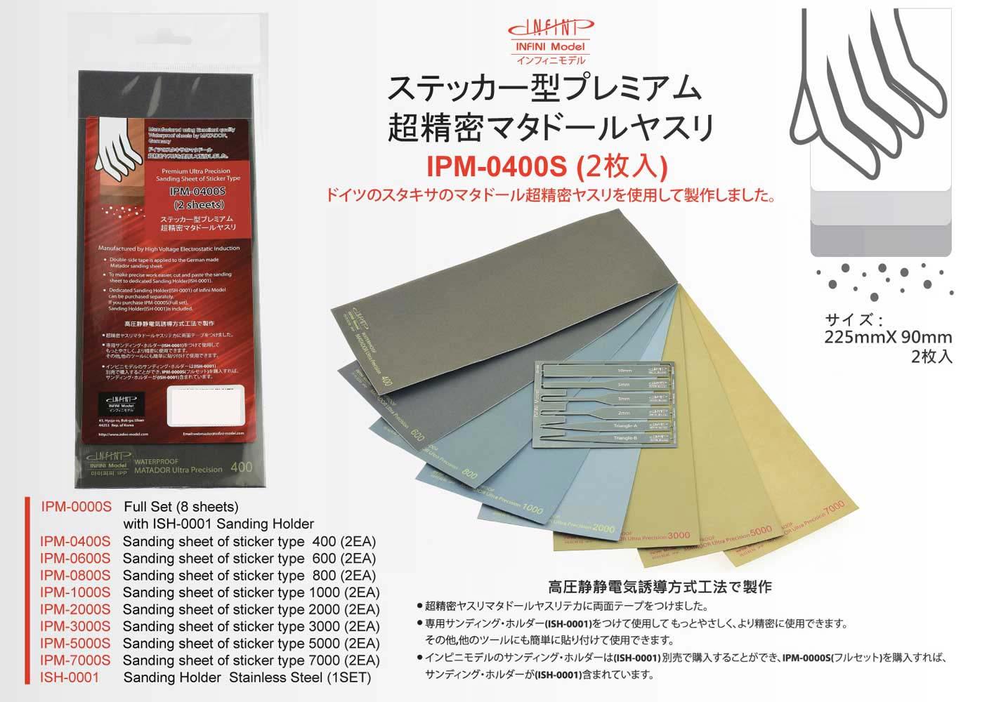 【インフィニモデル製 輸入品】 本体価格:500円 JANコード:4986470065663