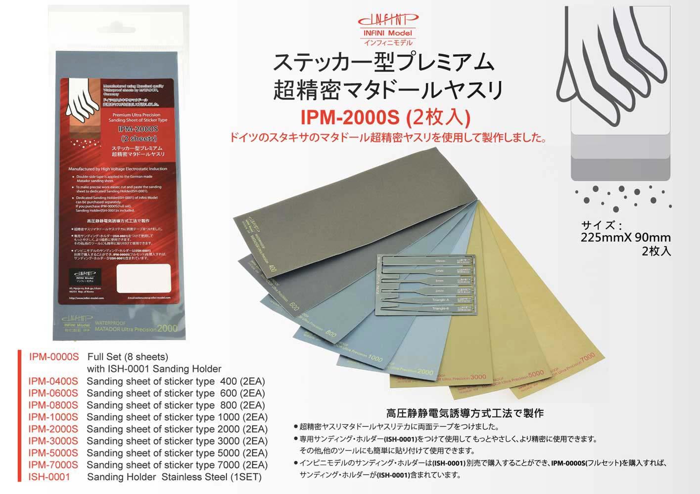 【インフィニモデル製 輸入品】 本体価格:500円 JANコード:4986470065700