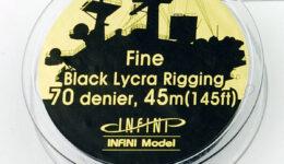 IR0701 ファインリギング(直径0.091mm 黒色)