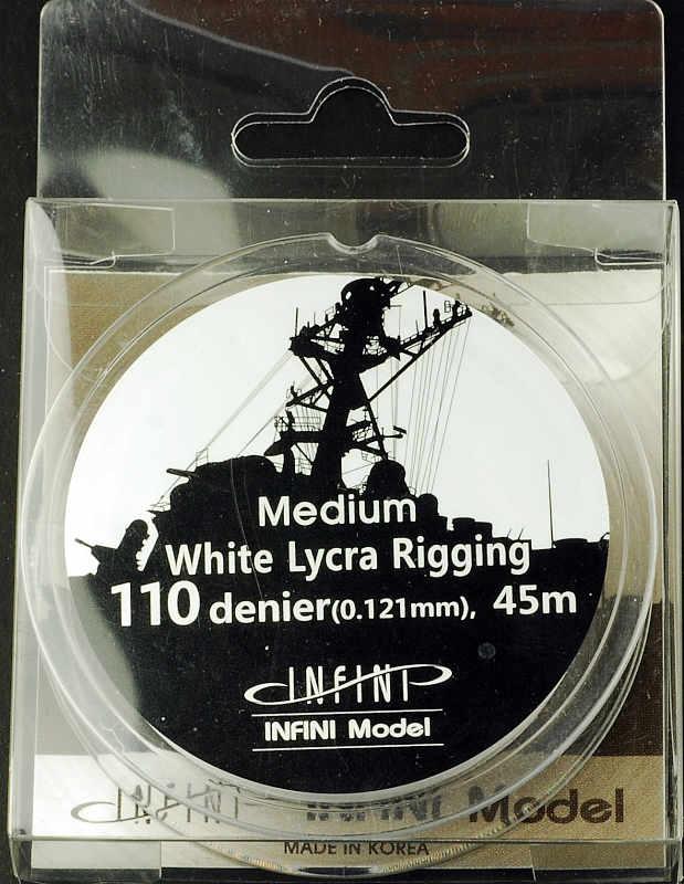 IR1102 ミディアムリギング(直径0.121mm×45m 白色 1/350~1/200用)
