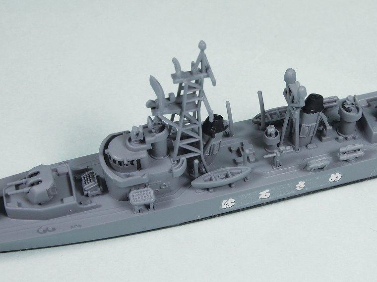 J46 1/700 海上自衛隊 護衛艦 DD-109 初代はるさめ