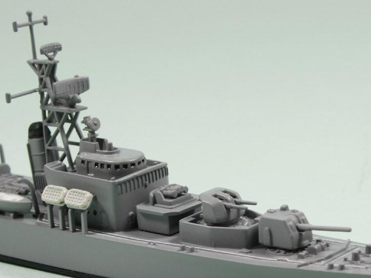 J48 1/700 海上自衛隊 護衛艦 DD-162 てるづき