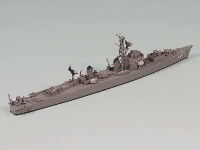J50 1/700 海上自衛隊 護衛艦 DD-103 あやなみ