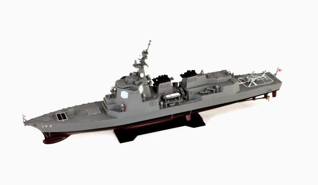 J55SP 1/700 海上自衛隊 イージス護衛艦 DDG-177 あたご 新装備付き