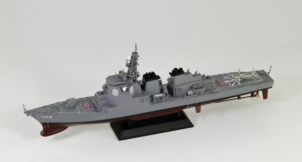 J63SP 1/700 海上自衛隊 イージス護衛艦 DDG-174 きりしま 新装備付き