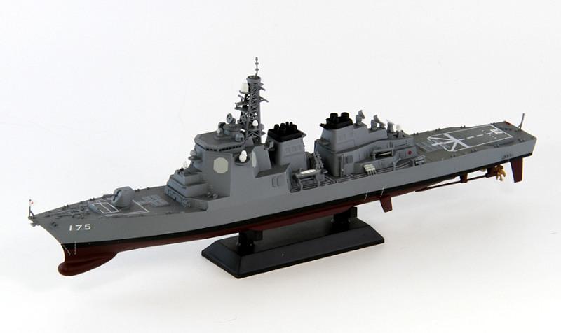 J64 1/700 海上自衛隊 護衛艦 DDG-175 みょうこう 新着艦標識デカール付き