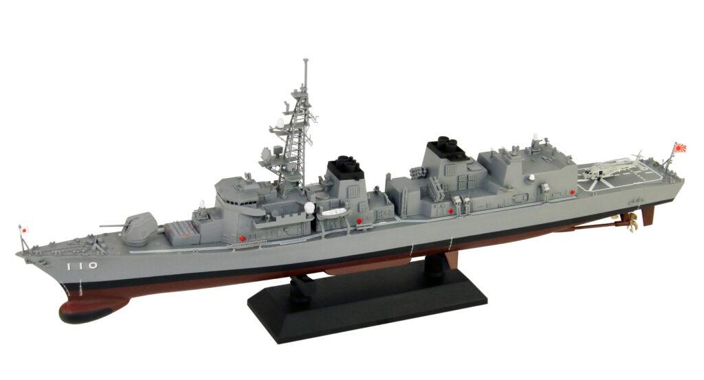 J65SP 1/700 海上自衛隊 護衛艦 DD-110 たかなみ 新装備/エッチングパーツ付き