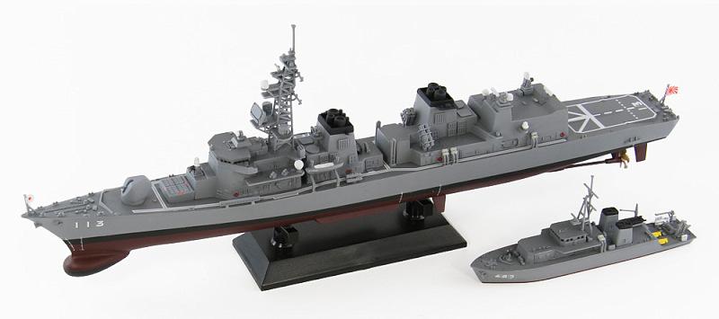 J67 1/700 海上自衛隊 護衛艦 DD-113 さざなみ