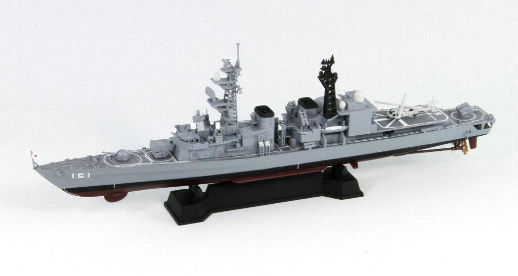 J71 1/700 海上自衛隊 護衛艦 DD-151 あさぎり 2015