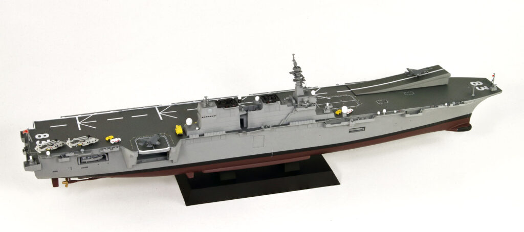 J72CV 1/700 海上自衛隊 多用途運用護衛艦 DDH-183 いずも