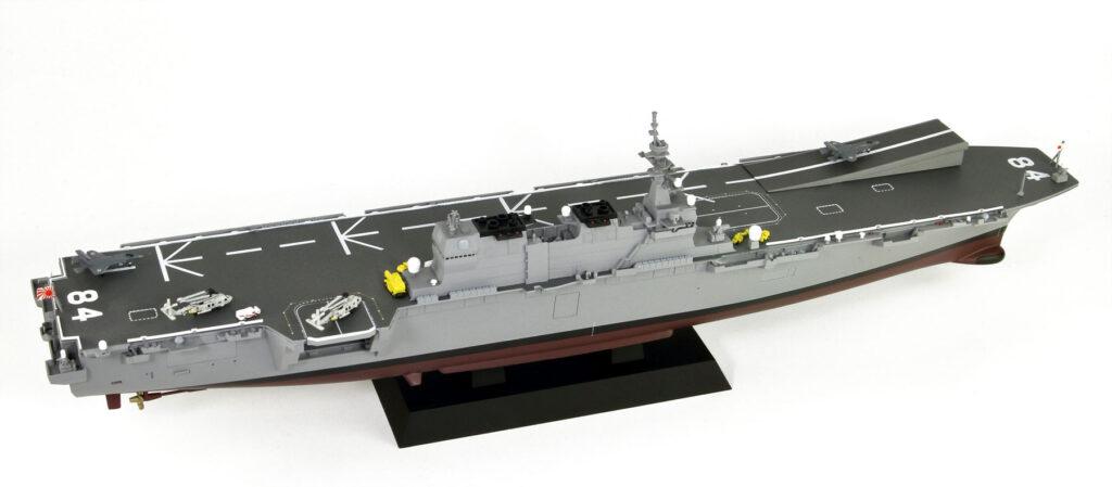 J75CV 1/700 海上自衛隊 多用途運用護衛艦 DDH-184 かが