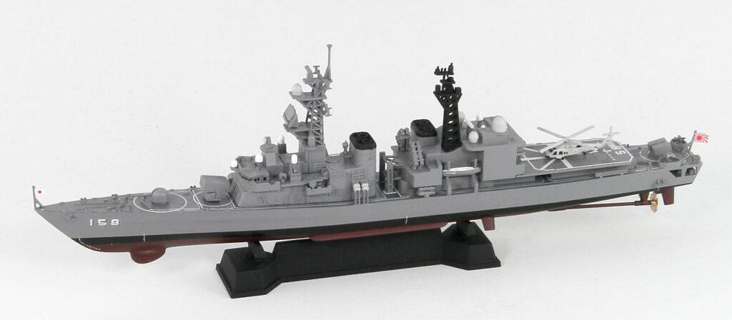 J76 1/700 海上自衛隊 護衛艦 DD-158 うみぎり