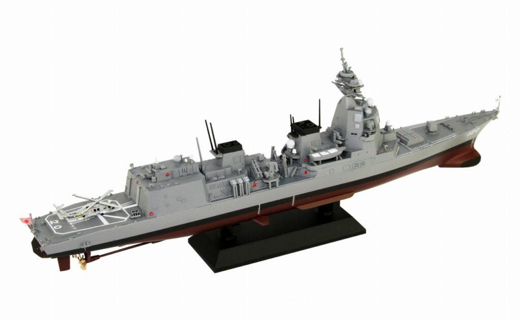 J85 1/700 海上自衛隊 護衛艦 DD-120 しらぬい