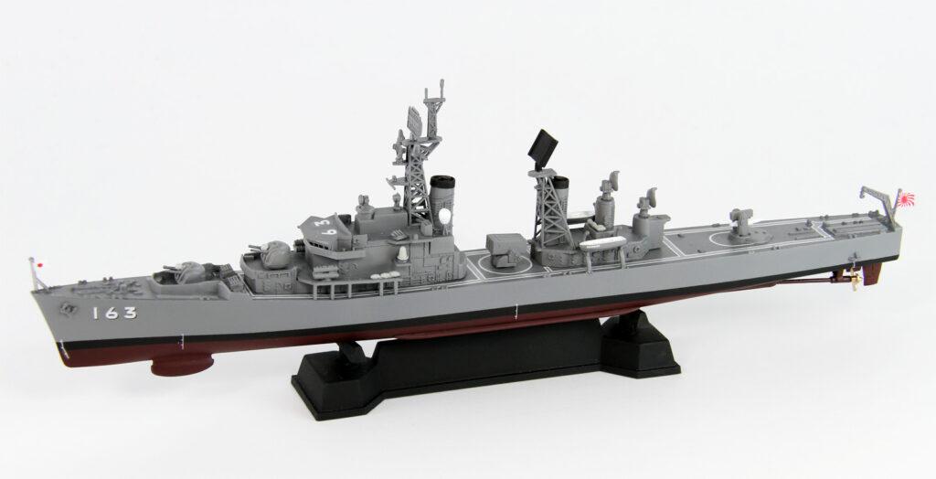 J90 1/700 海上自衛隊 護衛艦 DDG-163 あまつかぜ 最終時