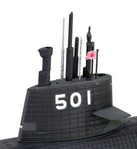 JB29 1/350 海上自衛隊 潜水艦 SS-501 そうりゅう