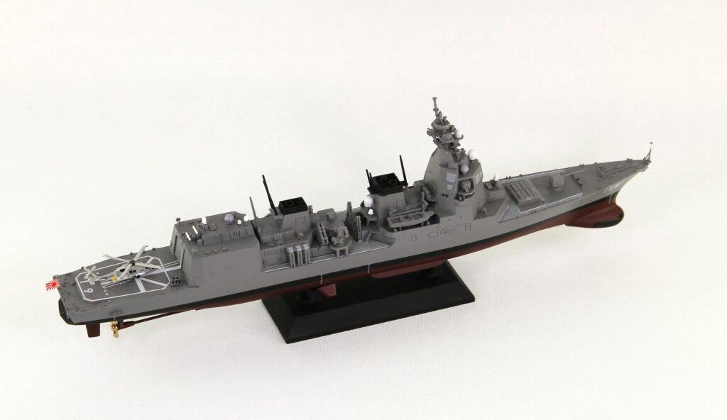 JPM12 1/700 海上自衛隊 護衛艦 DD-119 あさひ 塗装済み完成品