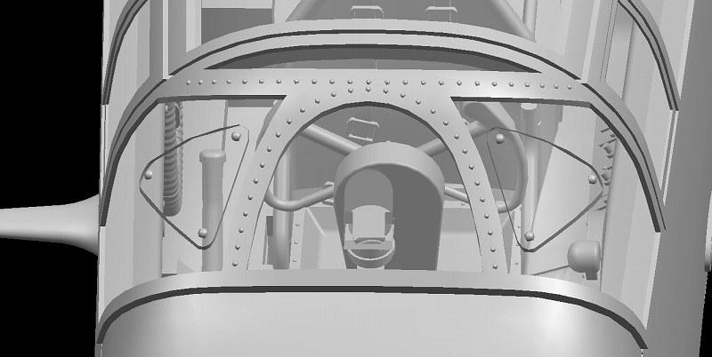 L4806 1/48 WWII アメリカ陸軍 P-61A ブラックウィドウ グラスノーズ