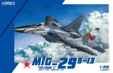 L4813 1/48 MiG-29 9.13 フルクラムC