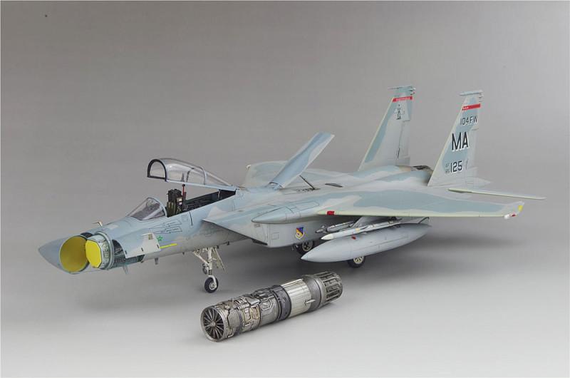 L4817 1/48 アメリカ空軍 F-15C MSIP II