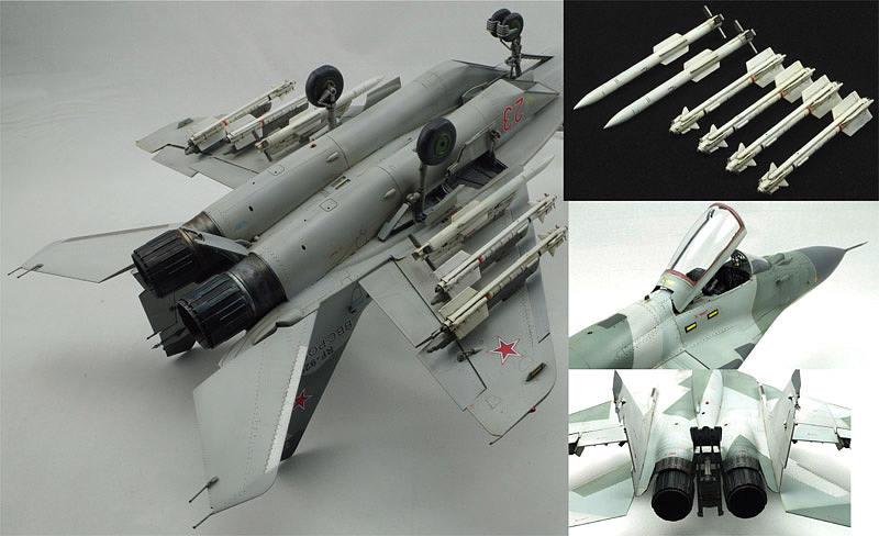L4818 1/48 MiG-29 SMT フルクラム