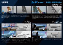 L4824 1/48 Su-27 フランカーB