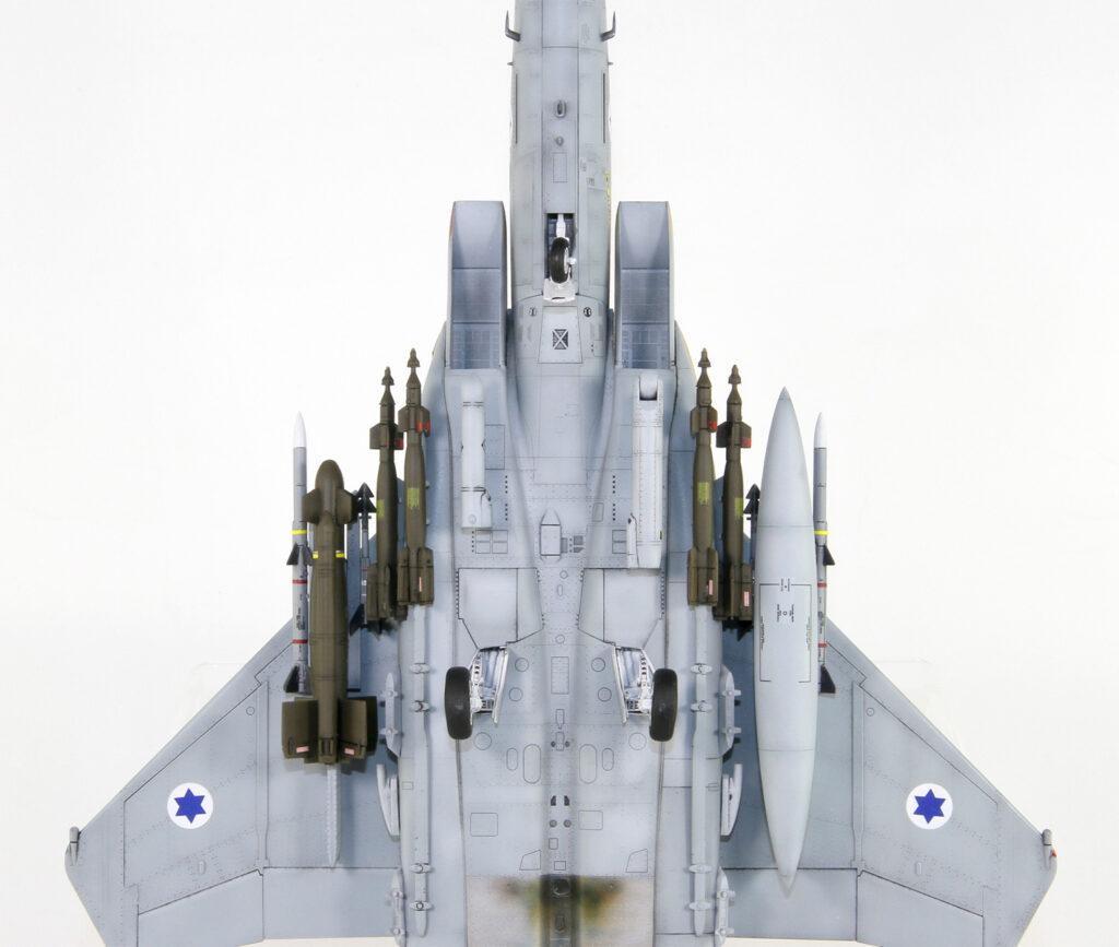 L7202 1/72 イスラエル空軍 F-15I ラーム
