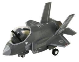 LDP02SP2 航空自衛隊 戦闘機 F-35A 自衛官フィギュア付き 2(三沢ねむ 3等空曹 迷彩服)