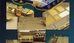 LE3577 1/35 陸上自衛隊 90式戦車用 エッチングパーツ