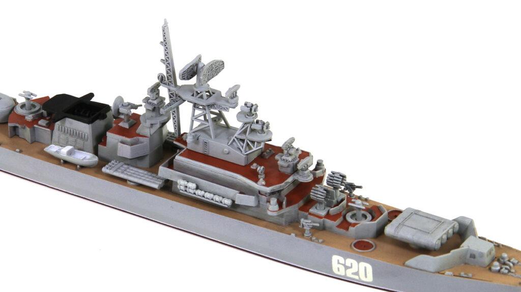 M50 1/700 ロシア海軍 駆逐艦 クリヴァク I/II